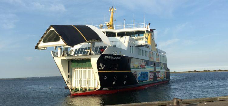 Ø-kommuner: Lavere færgepriser for gående hele året
